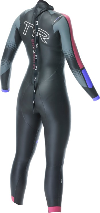 TYR CAT 2 Female triathlon wetsuit