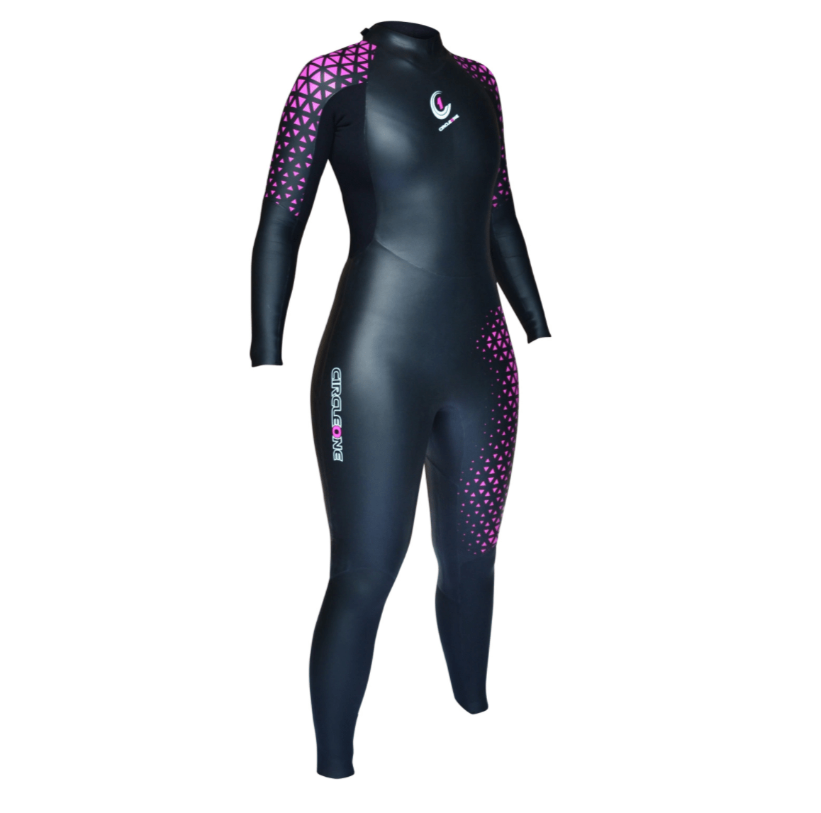 Female thermal swimming wetsuit by CircleOne