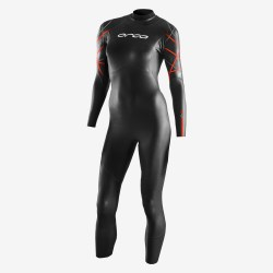 Orca women's thermal wetsuit front