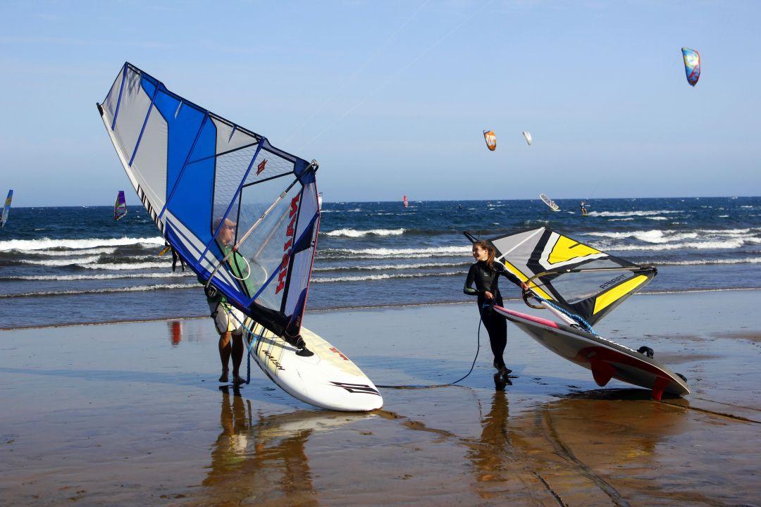 Windsurf Lessons El Medano