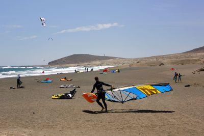 Arne Kite Beach