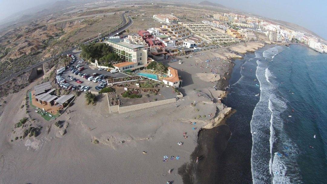 Wind & Kite Surfschule Playa Sur, El Médano, Teneriffa
