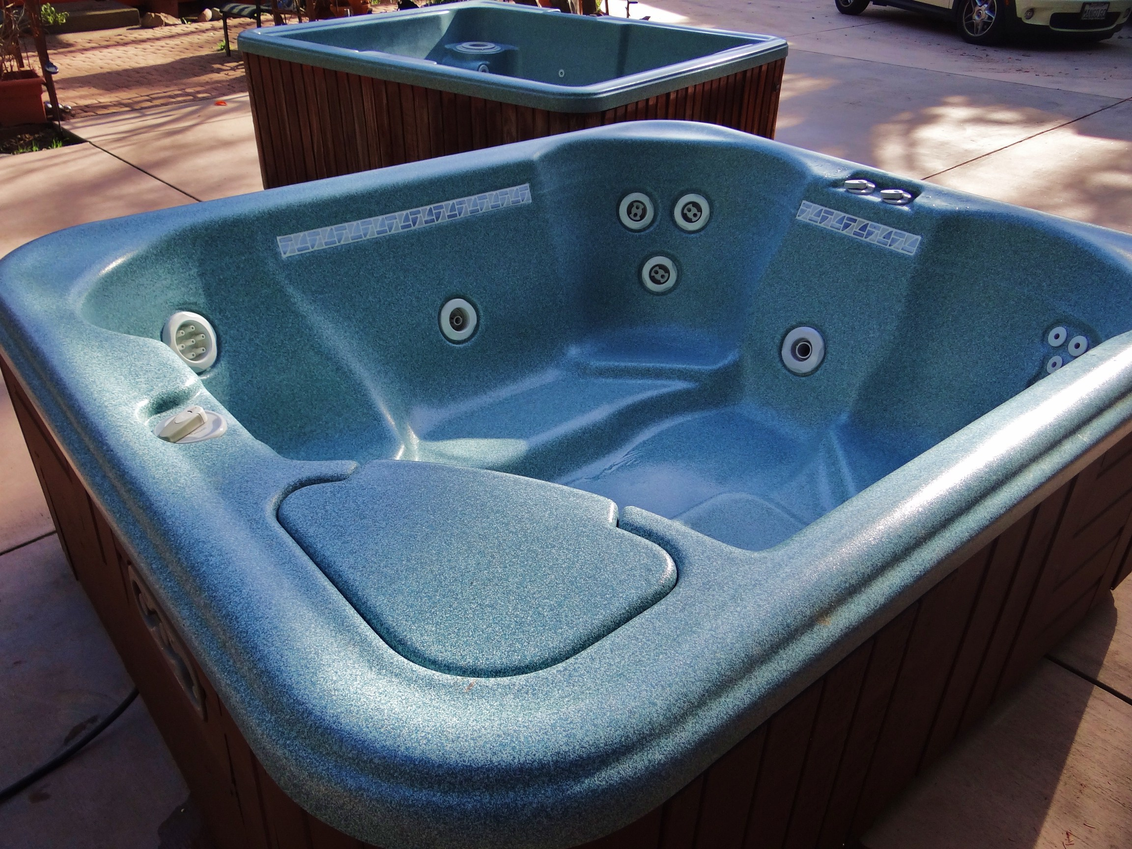 Refurbished Spa Installation Saves Owners Money