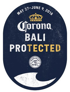 CORONA BALI PROTECTED 2018 LOGO