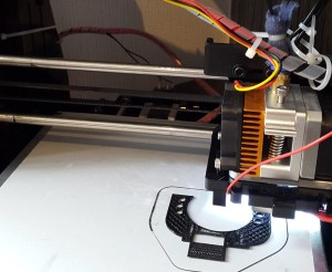 3D printer aanpassingen