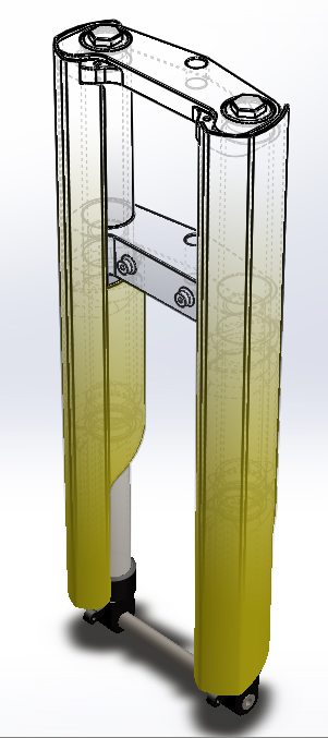 3D CAD Sleeves