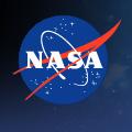 logo art for NASA