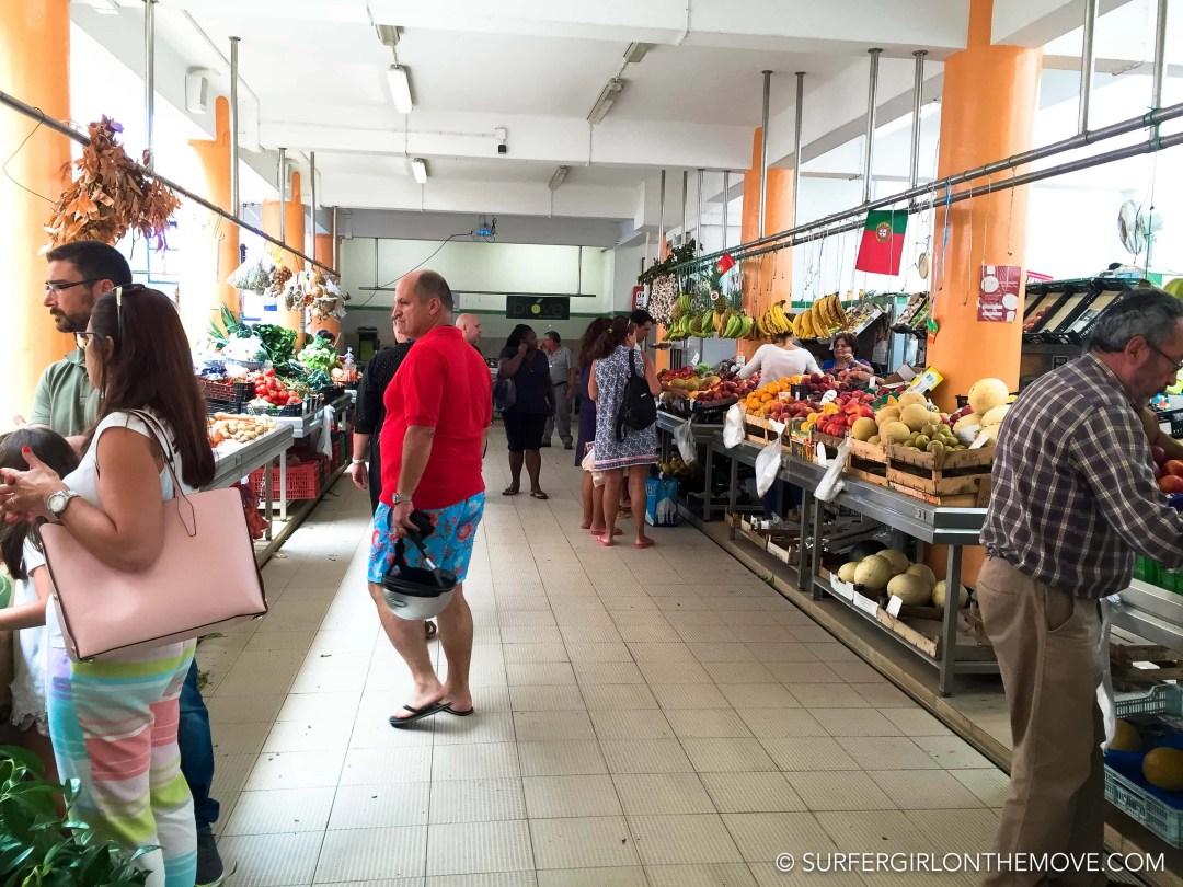 Ericeira's Market Place
