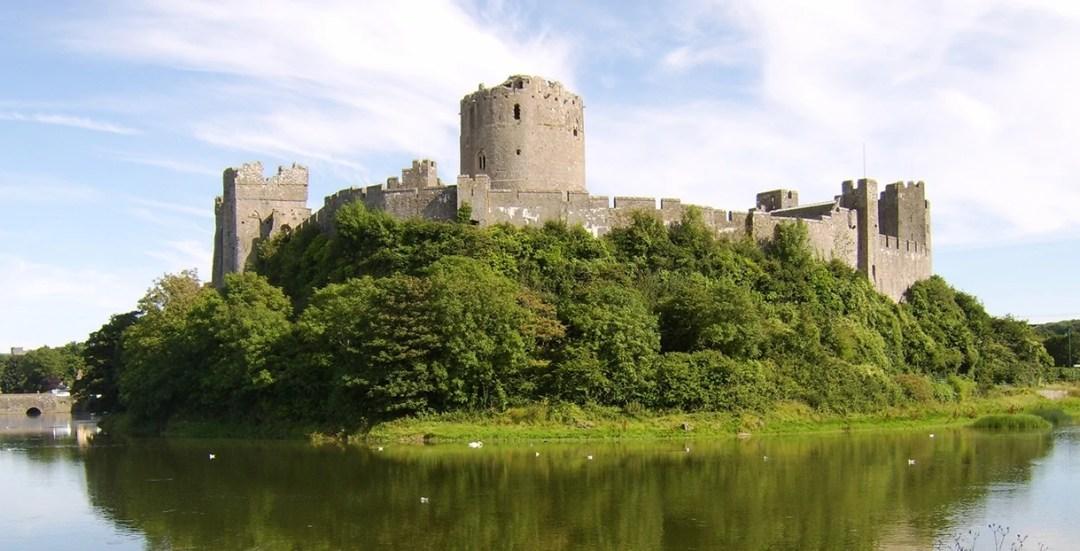 O Castelo de Pembroke © Flickr-Athena's Pix