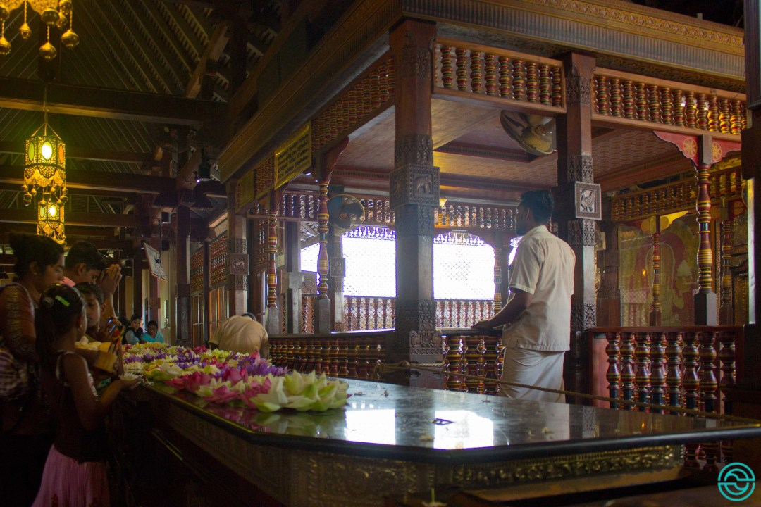 Buddhism Temple of The Sacred Tooth