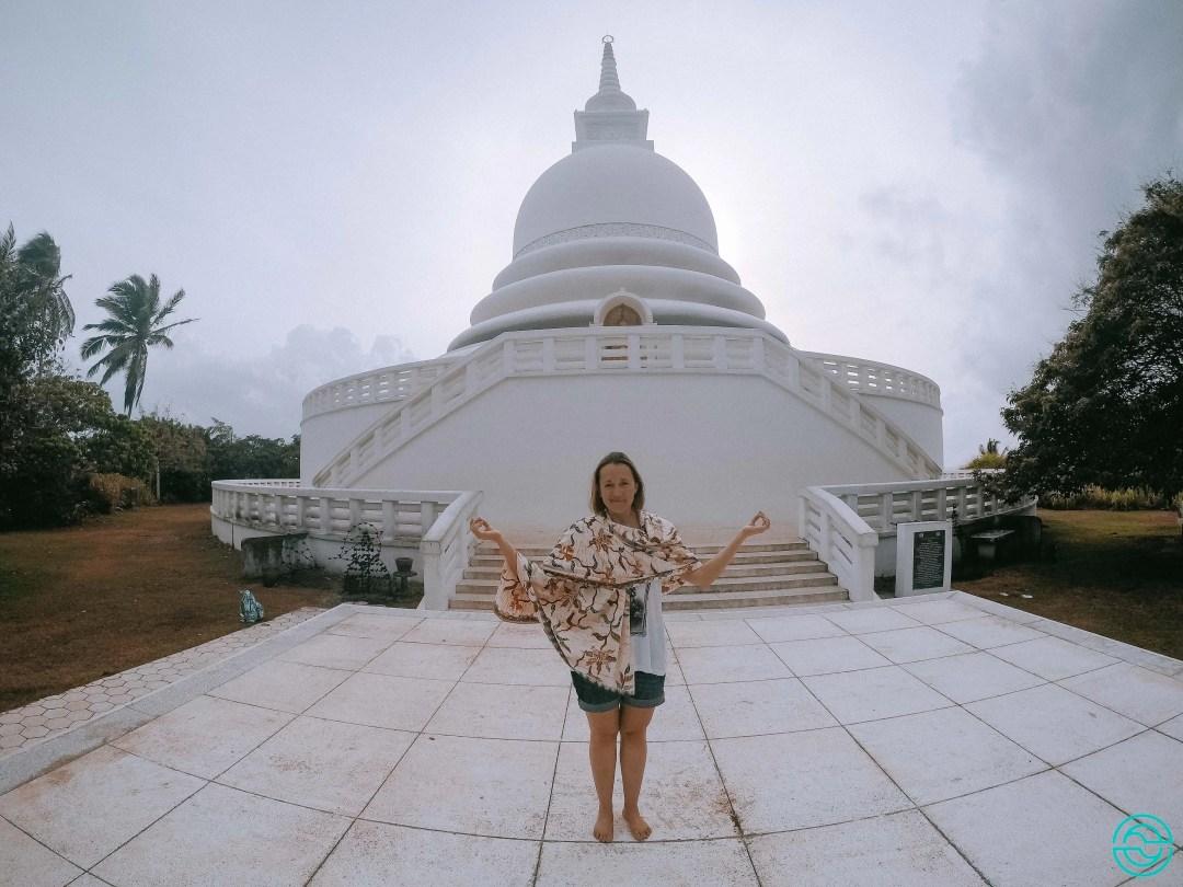 Buddhism Peace Pagoda