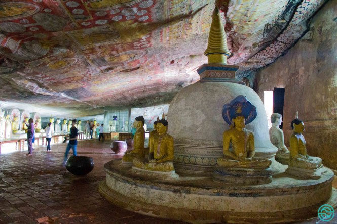 Budismo Cave Temples