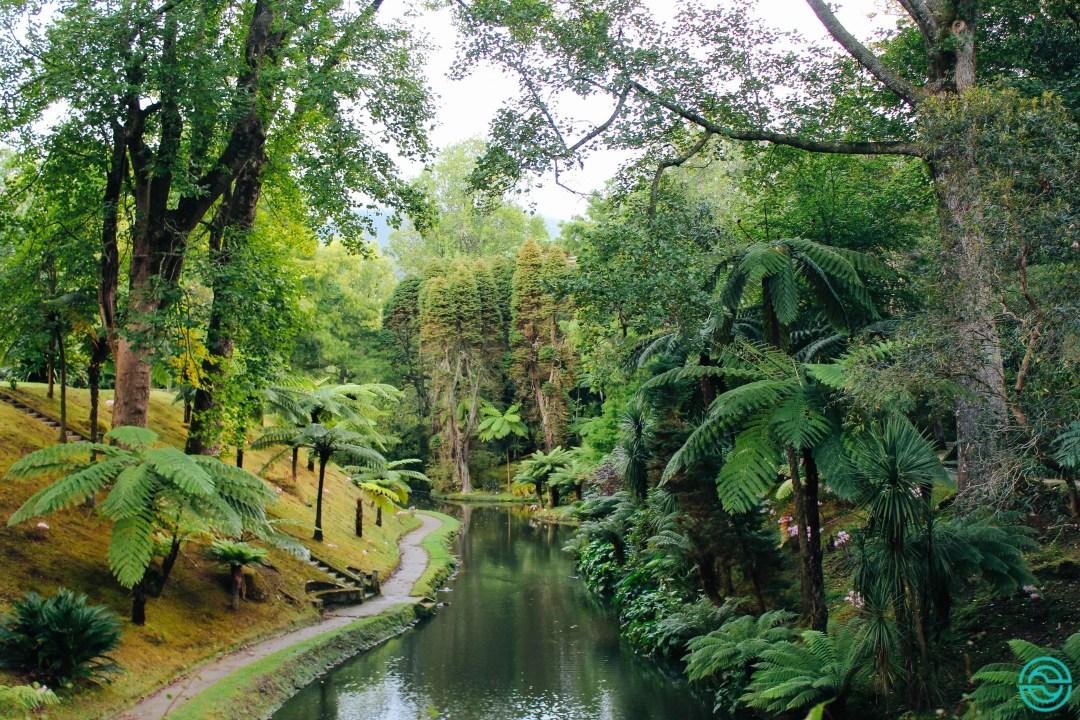 Terra Nostra Garden
