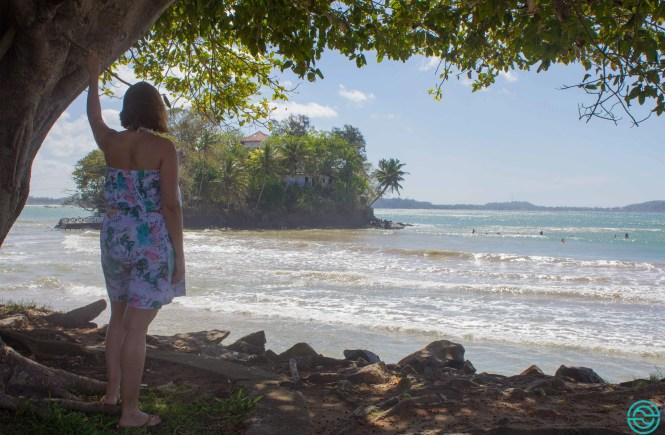 Praias no Sri Lanka