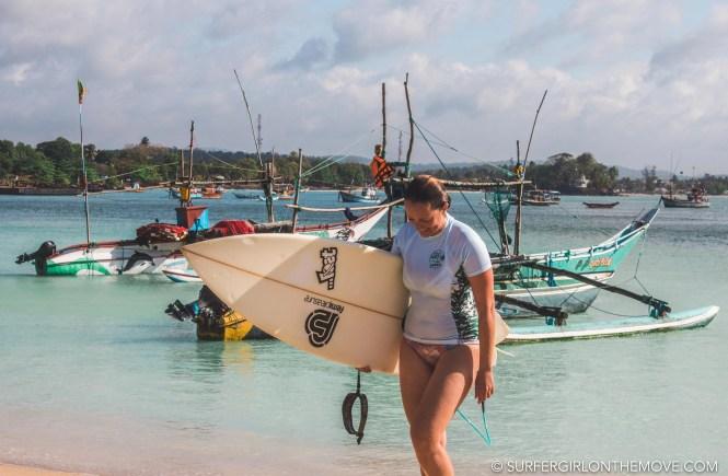 Melhores destinos para surfar