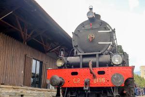 Douro Historical Train Locomotive