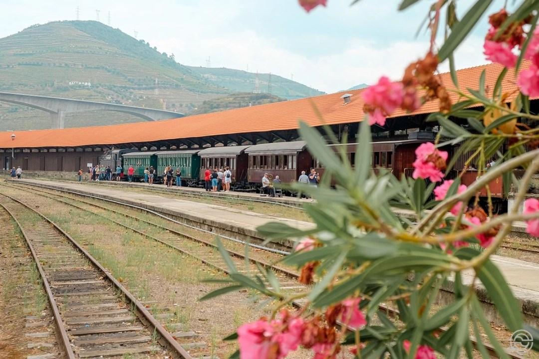 Douro Historical Train Regua Station