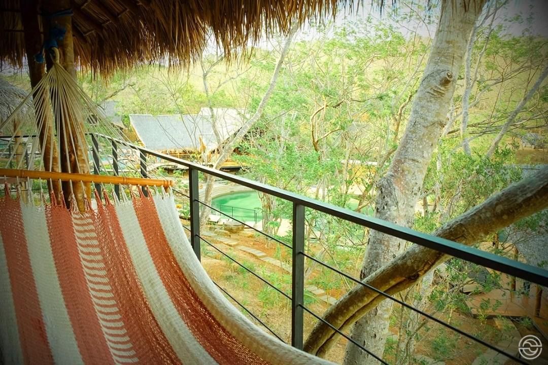TreeCasa cabin room