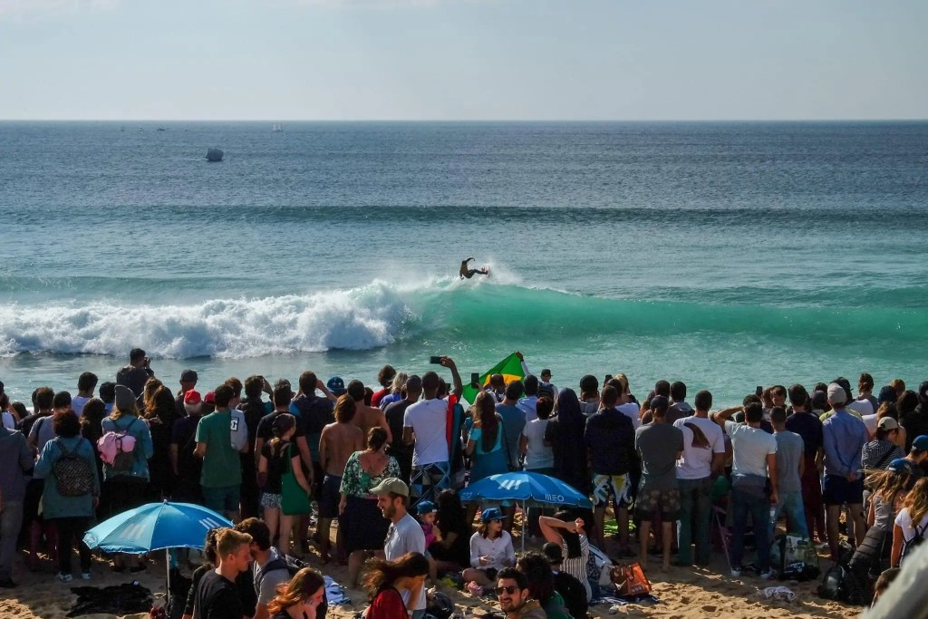 MEO Rip Curl Pro Portugal surf