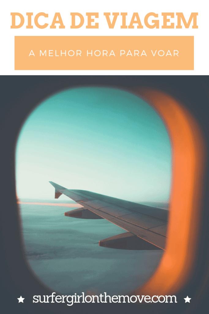Qual será a melhor altura do dia para voar? Prefere o primeiro voo do dia ou o último? Saiba o que pode estar relacionado com a hora a que vai voar.