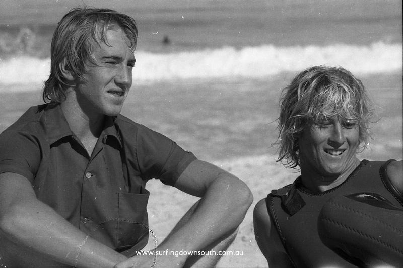 1969 City Beach Craig Bettenay & Rick Lobe  - Ric Chan img074