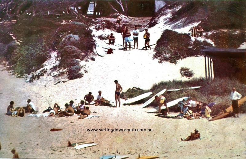 1961 Yalls Beach crew - Glen Matson pic (ex Ray Nelmes) DSC_0177