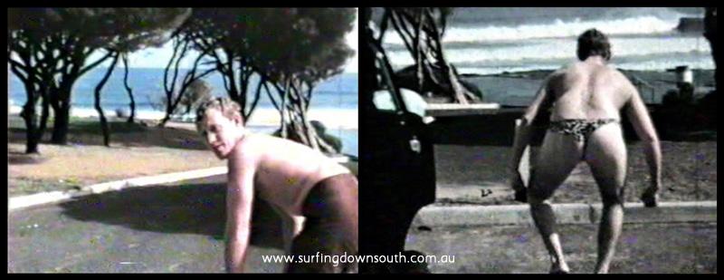 1967 Bill McVeigh 'Big Eyes' at Yalls - ex CBSR movie film