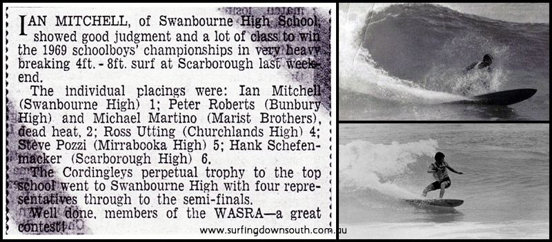 1969 Churchlands Schoolboys compilation