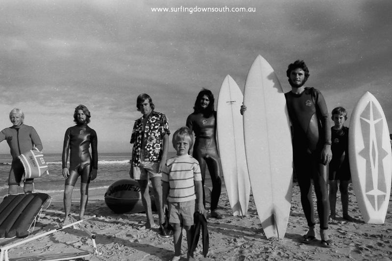 1975 Ocean Wetsuits Advt Gary Greirson - Ric Chan 006