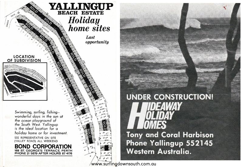 1960s -70s Yalls Land sale & Hideaway Advt IMG_001