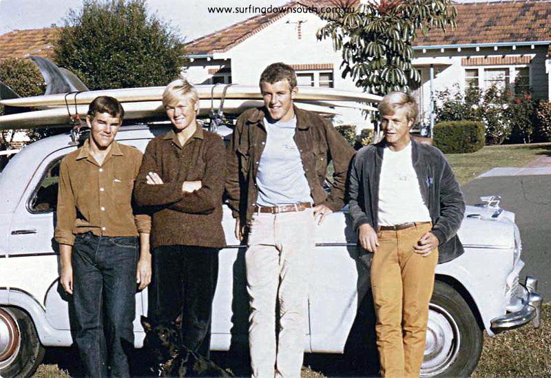 1969 Floreat R Utting, D Moss & A Boot, G Simmons (SA) - billets-Aust Titles R Utting pic