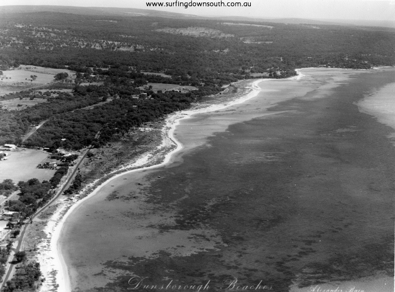 1950s Dunsborough Beaches by Alexander Bain - Brian Cole pic img273