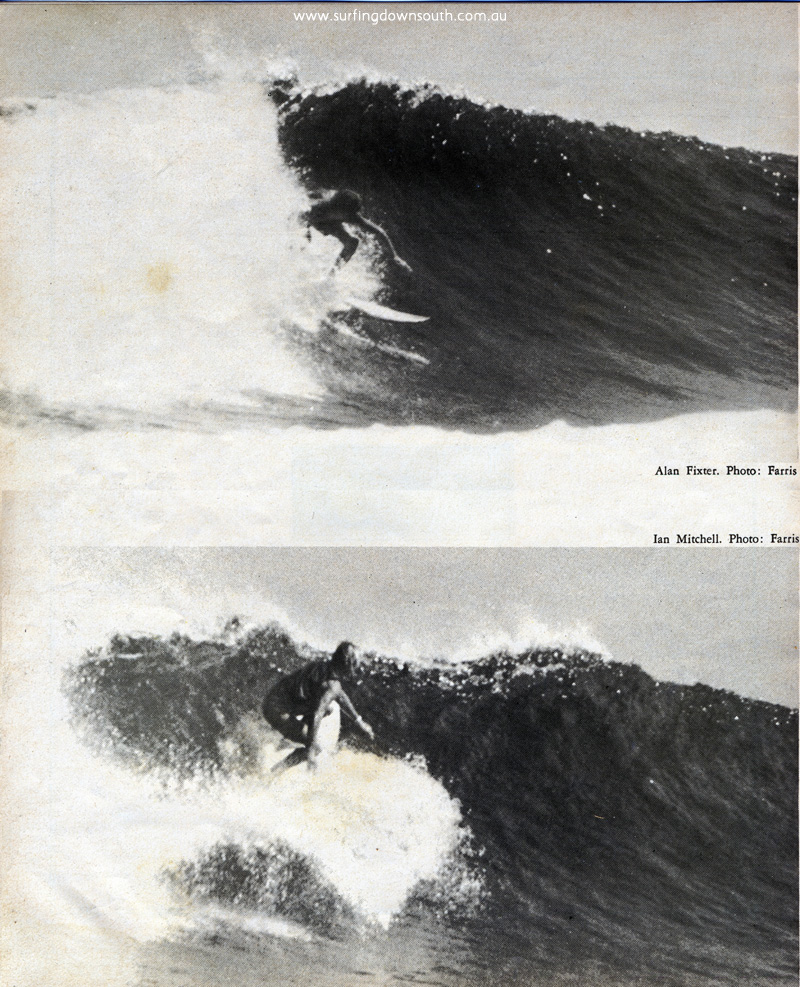 1971 Al Fixter & Ian Mitchell - Country Surf Mag img241a