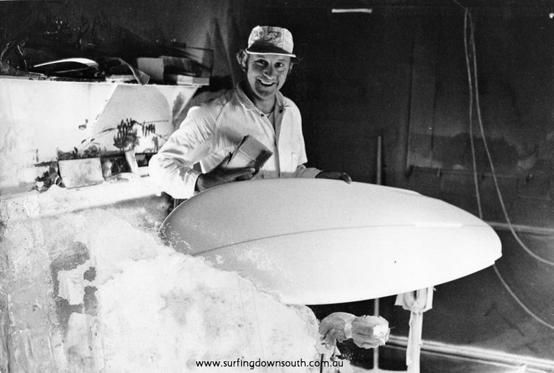 1973 Freo Len Dibben shaping - Ric Chan IMG_0020