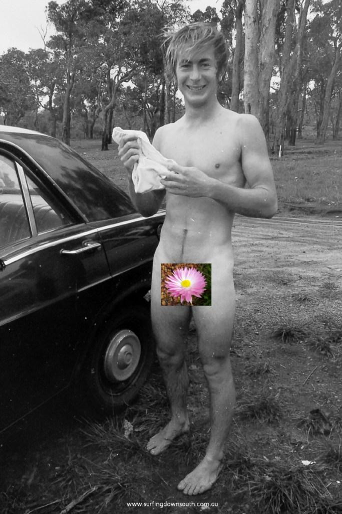 1970s Meelup Beach Bob Monkman - Ric Chan 010A