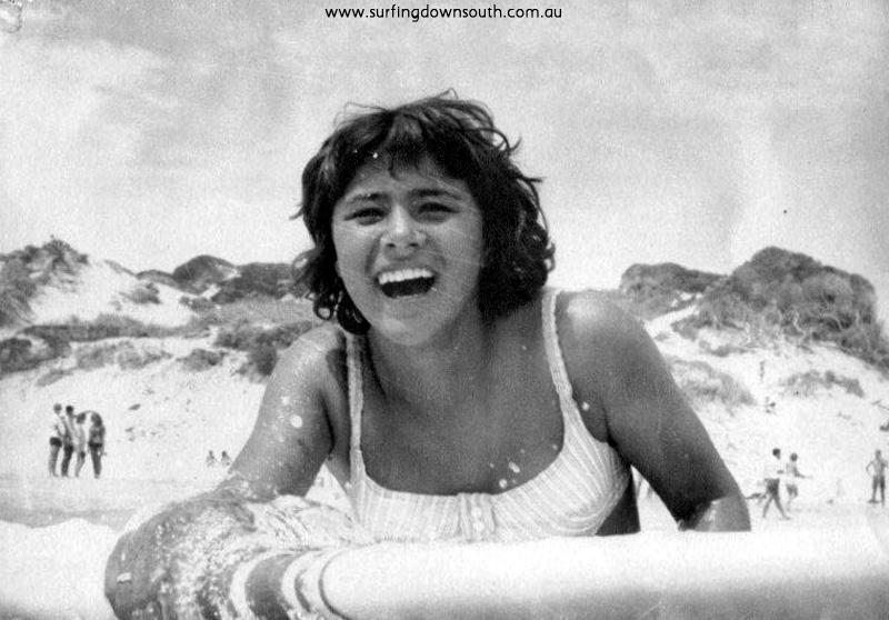 1964 Miami Teena & surfboard img114