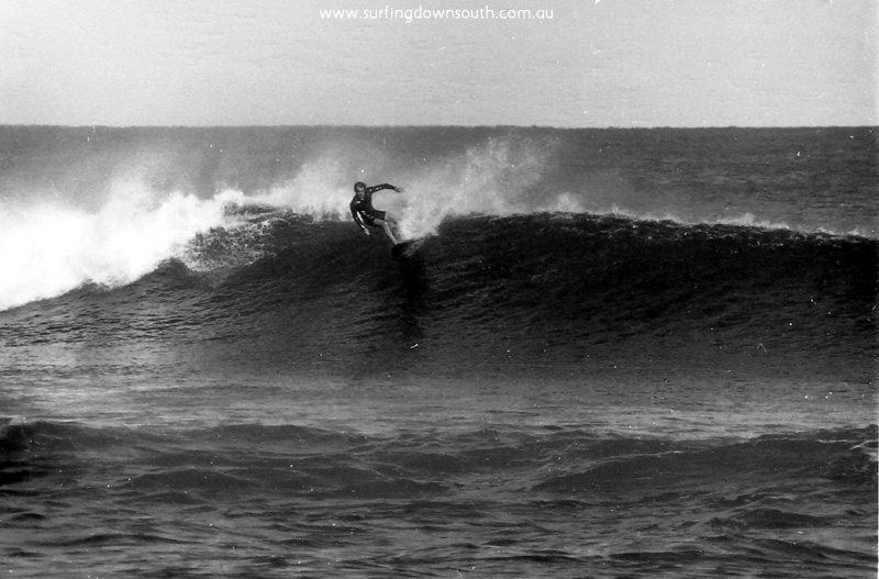 1976 Yanchep The Spot unknown surfer - Ric Chan 009