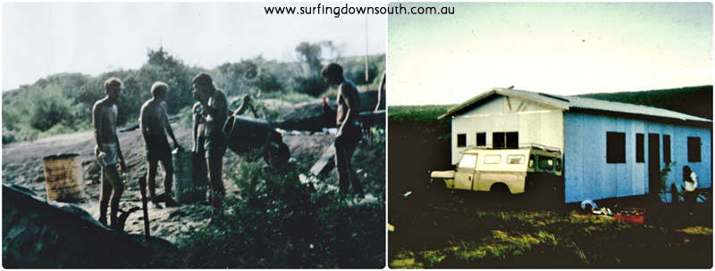 1960s Club shacks Margaret River 1 collage_photocat