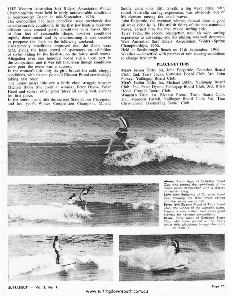 1966 WA Winter Champs at Scarborough ex Surfbabout Magazine Vol 3. No 7. IMG_02