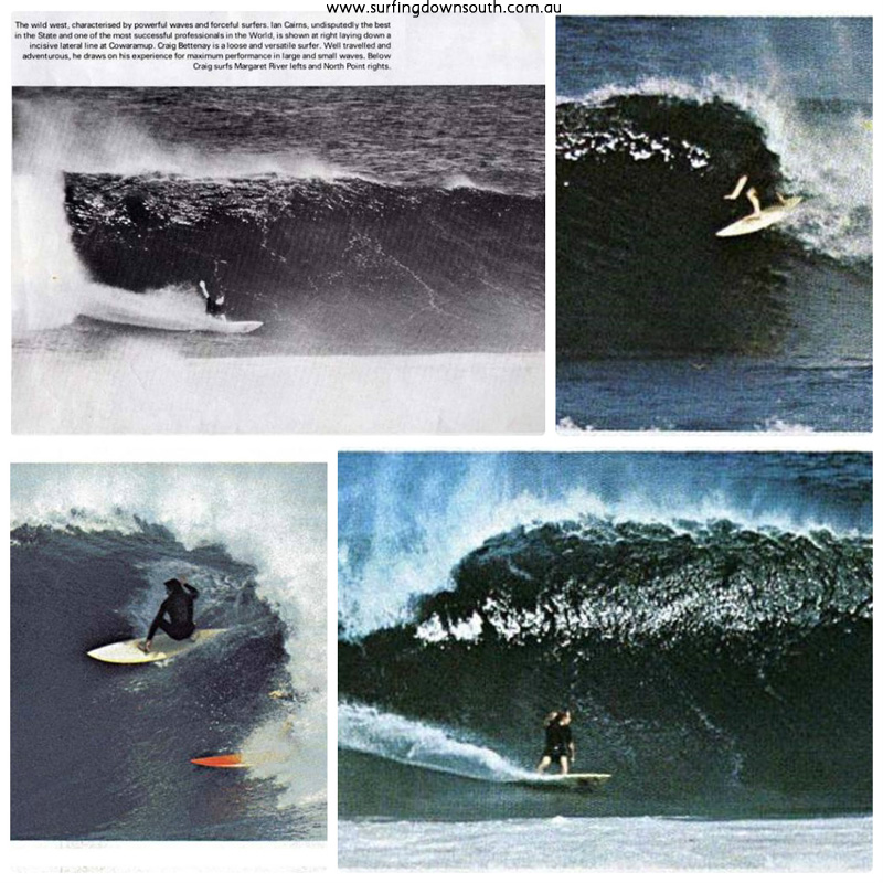 1977 Craig Bettenay Surfing World article collage_photocat