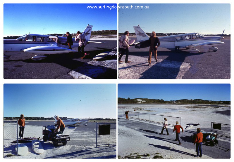 1970s rotto fly-in airport Ric Chan