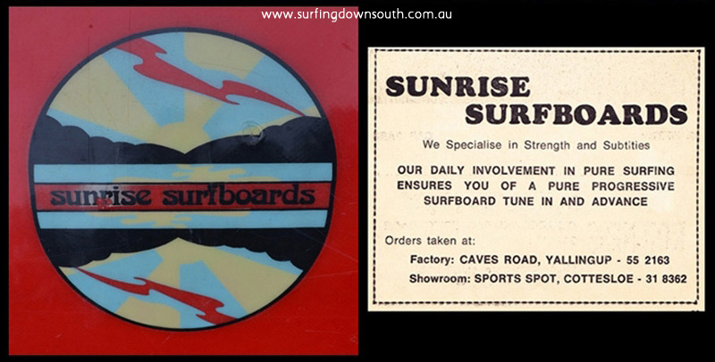 1975 Sunrise Surfboards compilationB