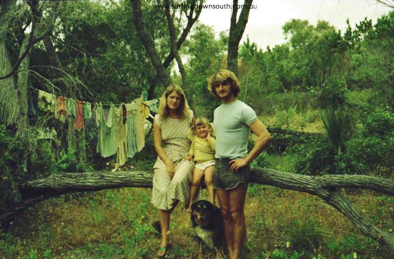 1976 SW Lynette Anastaisa Ualay (dog) and Charlie Konstantinidis