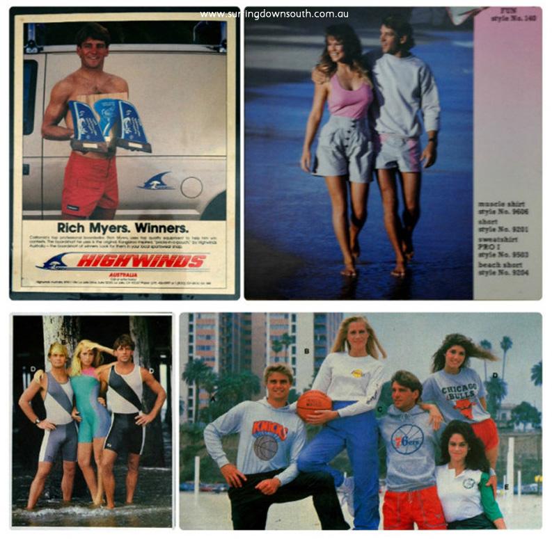 1980s Rich Myers modelling 6 collage_photocat - Copy