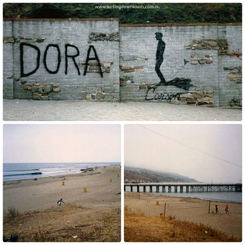 1986 Malibu California USA Ross Utting pic collage_photocat