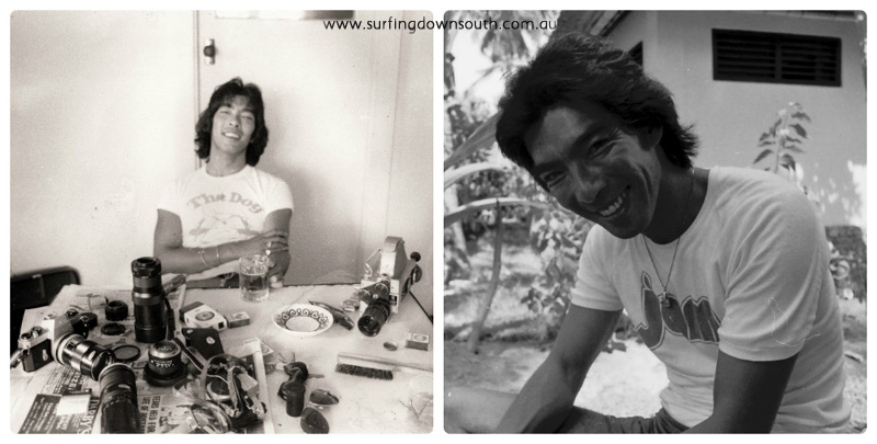 1970-80s Ric Chan WA & Bali collage_photocat