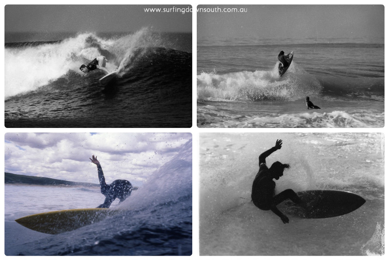 1970s Lefthanders surfing 8 collage_photocat