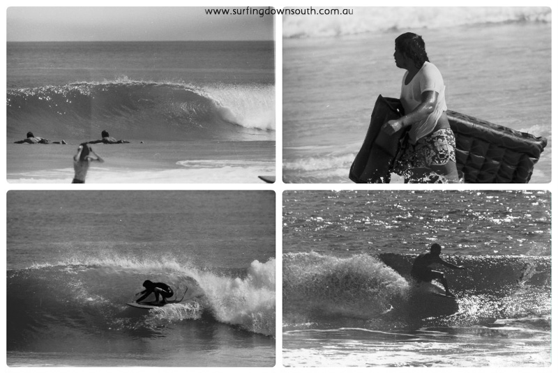 1970s surfing Scarborough 1 collage_photocat