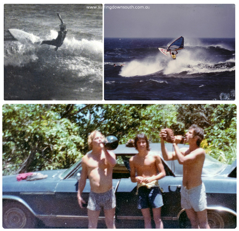 1977-80 Maui Hawaii Rich Myers 66 collage_photocat