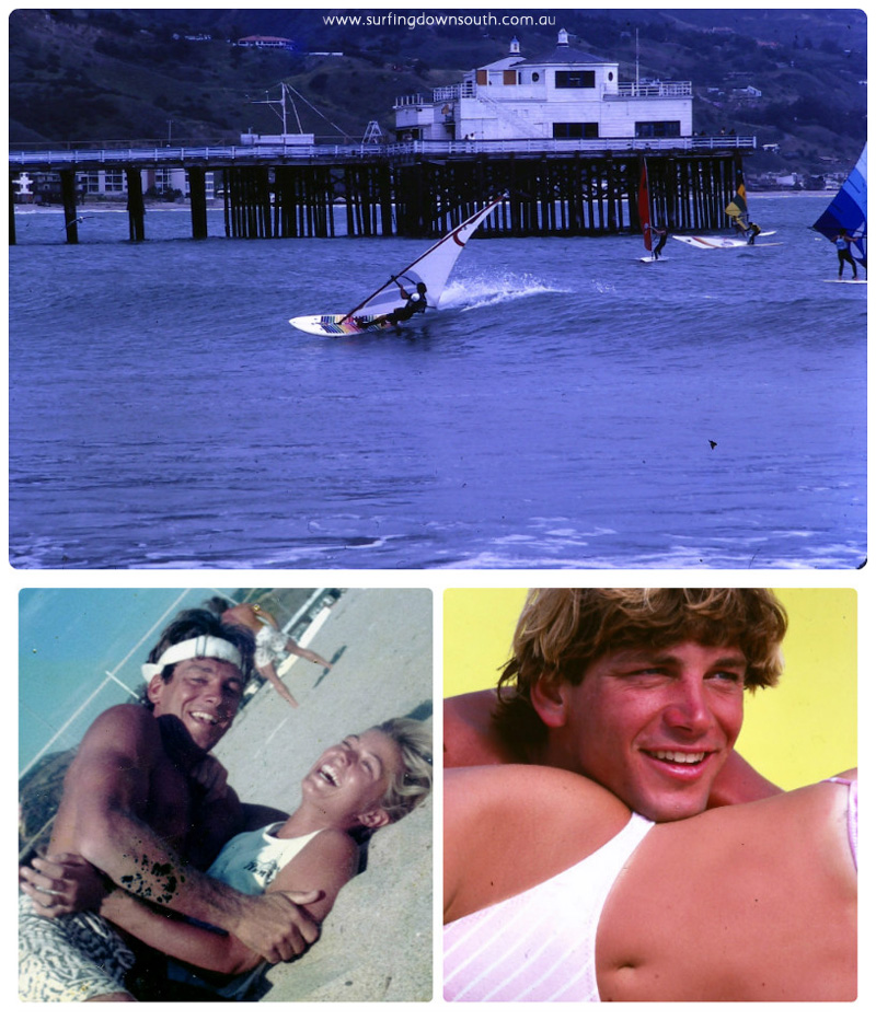 1980s Malibu California Rich Myers 4 collage_photocat